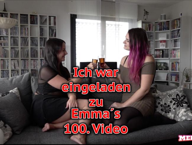 Geiler FFM dreier zu Emmas 100. Jubiläum
