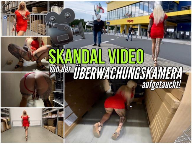 SKANDAL Video von der ÜBERWACHUNGSKAMERA aufgetaucht!